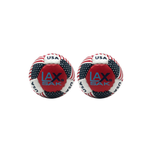 Load image into Gallery viewer, AMERICAN FLAG LAX SAK BALLS