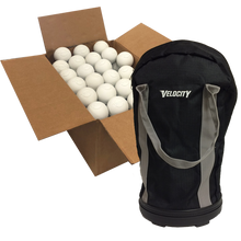Load image into Gallery viewer, White Lacrosse Balls