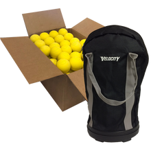 Load image into Gallery viewer, Yellow Lacrosse Balls
