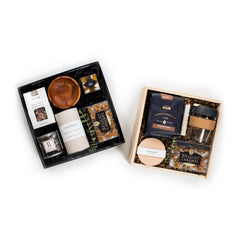 Curated Gift Box Sets for Cabin Fever and Social Distancing by Marigold & Grey