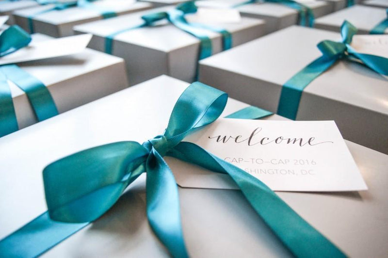 Explore our corporate welcome gift ideas and tips at Marigold & Grey.