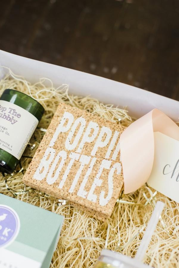 Cocktail Inspired Welcome Gifts