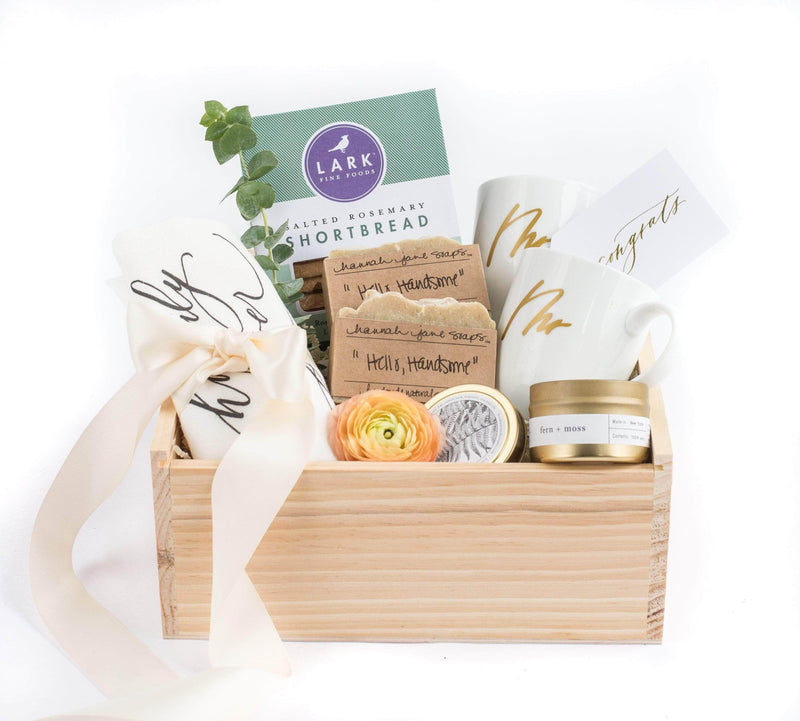 Marigold & Grey Launches Same-Sex Wedding & Engagement Gift Boxes