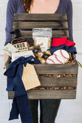 How to Curate a Father's Day Gift Box by Artisan Gifting Business Marigold & Grey
