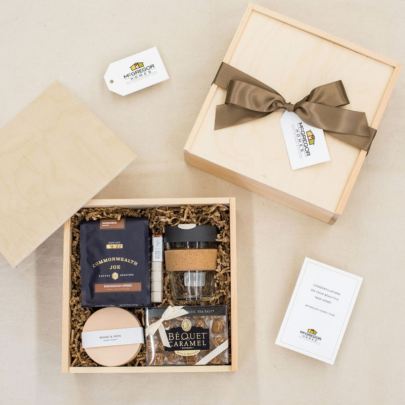 Curated Gift Box Business Marigold & Grey Announces Special Covid Offer for Client Gifting