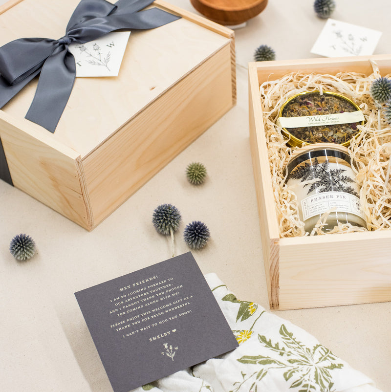 Curated Gift Box Business Marigold & Grey Discloses Progress on 2019 Business Goals