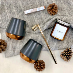 Curated Gift Box Business Marigold & Grey Releases Sneak Peeks of Holiday Collection