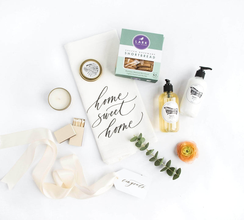 Marigold & Grey Introduces New 'Happy Housewarming' Curated Gift Box Design