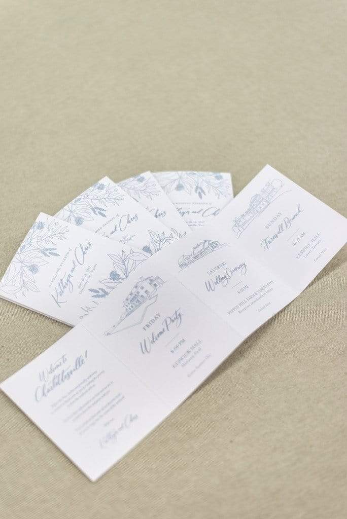 How to Create the Perfect Wedding Welcome Letter