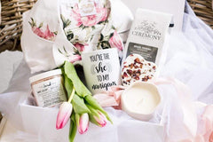 Artisan Gifting Business Marigold & Grey Announce Galentine's Giftaway Winner