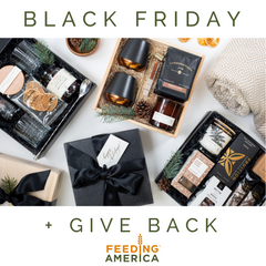Black Friday Sale + Feeding America Campaign Announced by Marigold & Grey