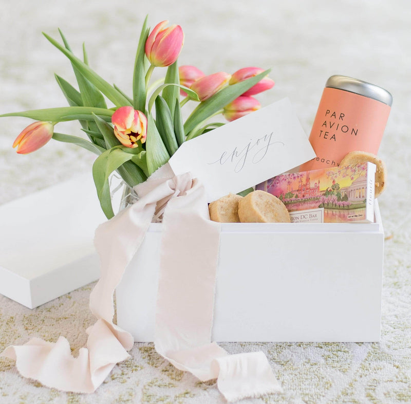 How to Create The Perfect May Day Curated Gift Basket