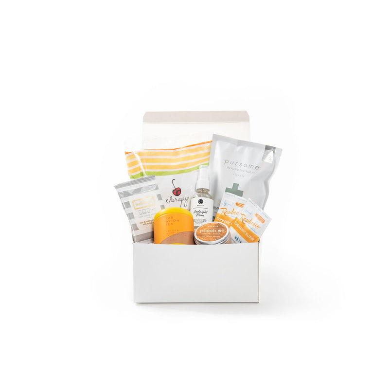 Curated Gift Box Business Marigold & Grey Launches Quarantine Gift Box Called 'Immunity Boost'