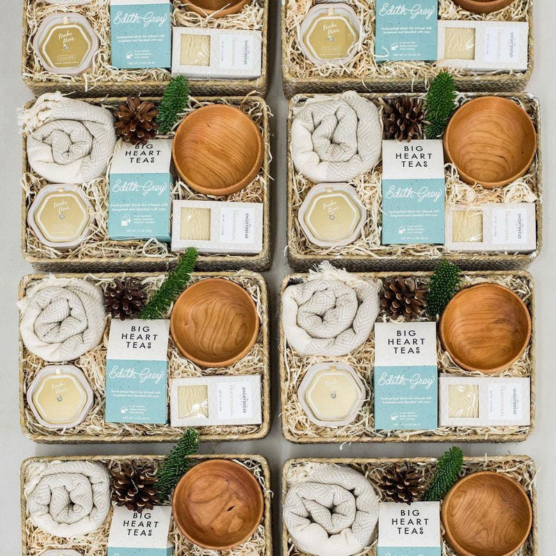 Thanksgiving-Inspired Client Gifts for Tyler Whitmore Interiors