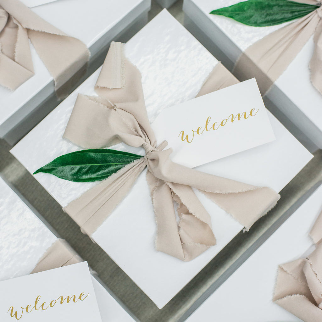 Photo Gallery Custom Wedding Welcome Gift Boxes And Tote Bags