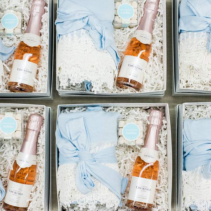 Photo Gallery Custom Bridesmaid And Groomsmen Curated Gift Boxes