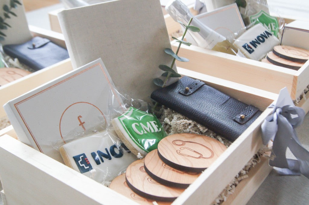 custom-corporate-gifts-INOVA-Healthcare-physicians