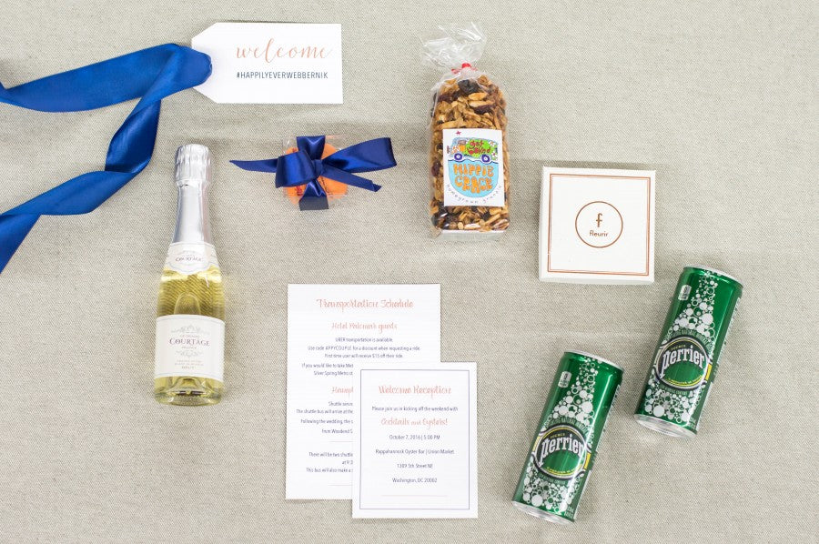 Custom-Wedding-Welcome-Gift-Boxes-Chevy-Chase-Maryland-Woodend-Sanctuary