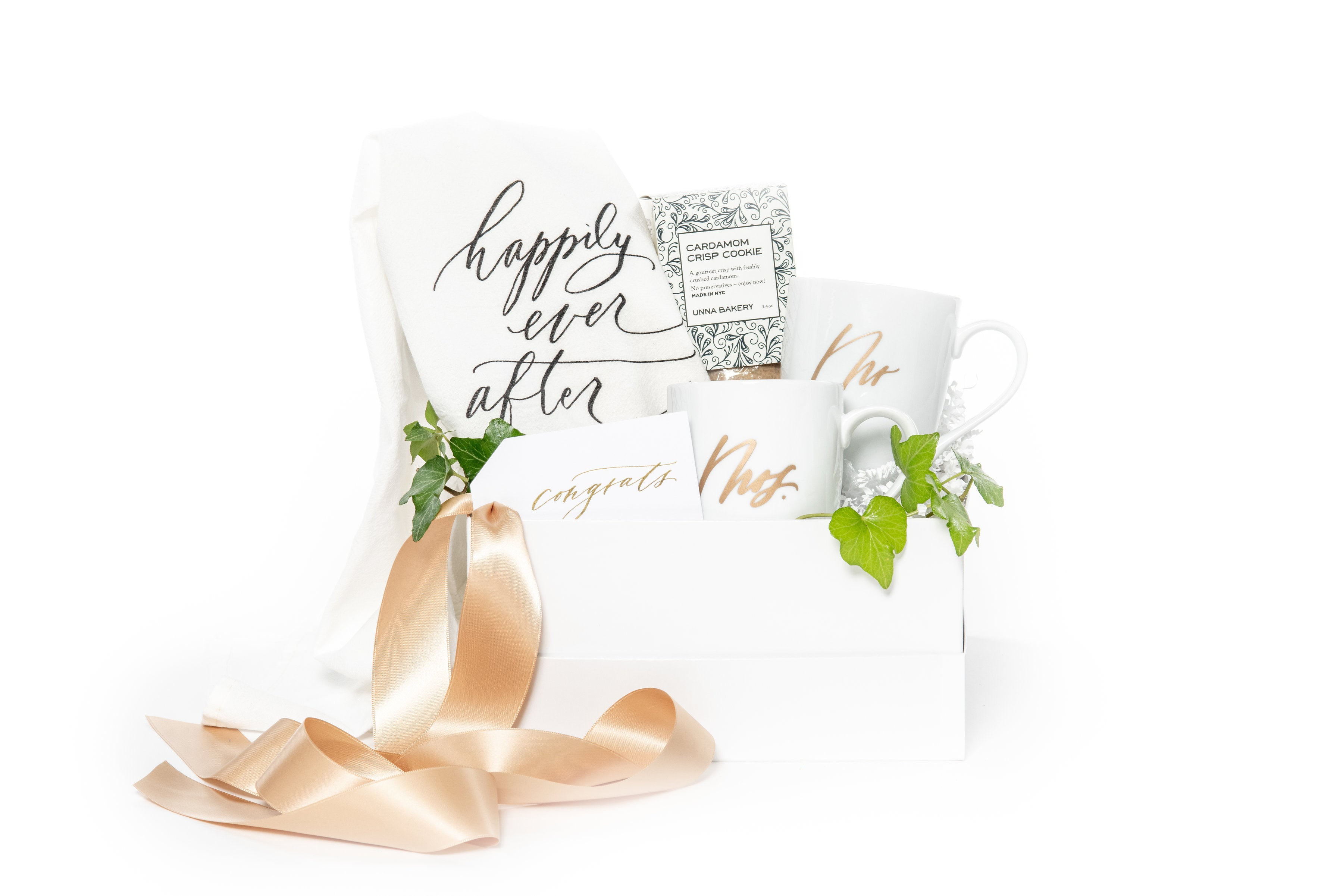 Engagement curated gift boxes