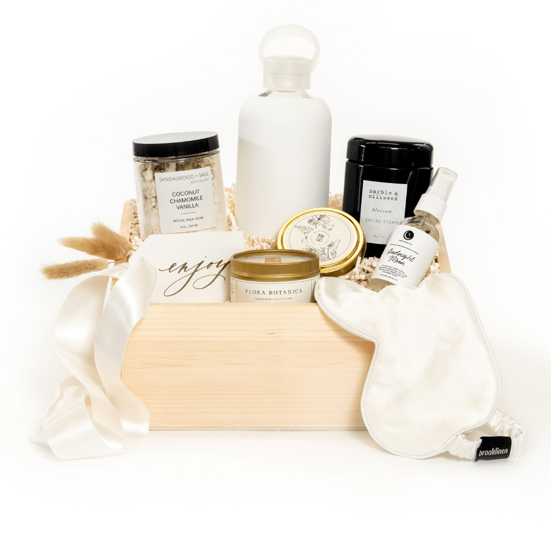 Beauty Rest gift box for Mother's Day