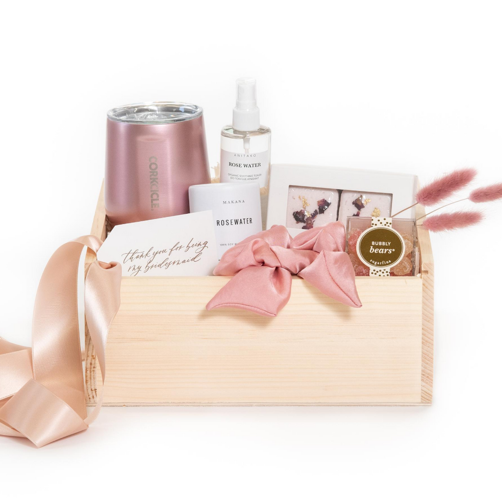 Bridesmaid Bliss Gift