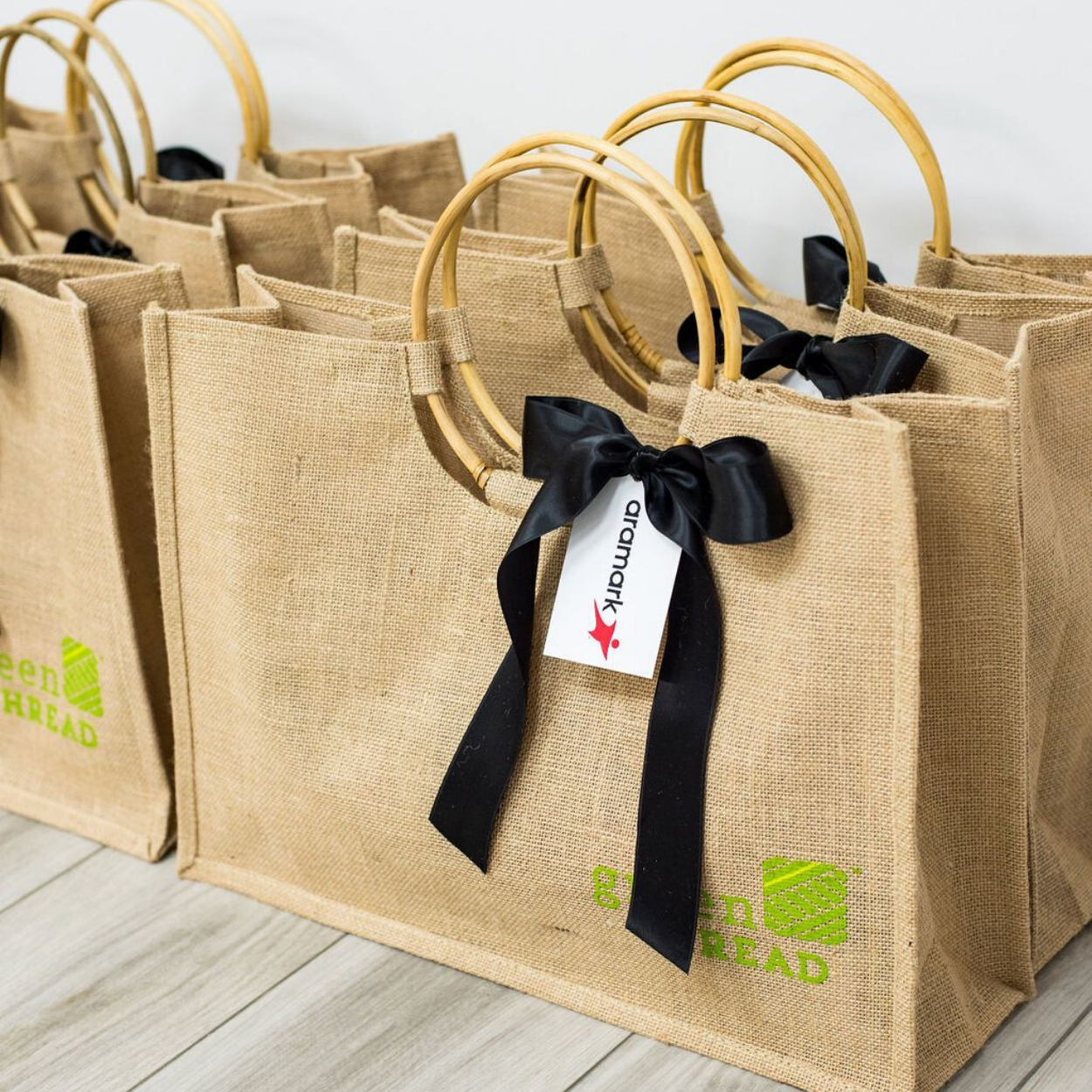 Sustainability Client Gift for Aramark