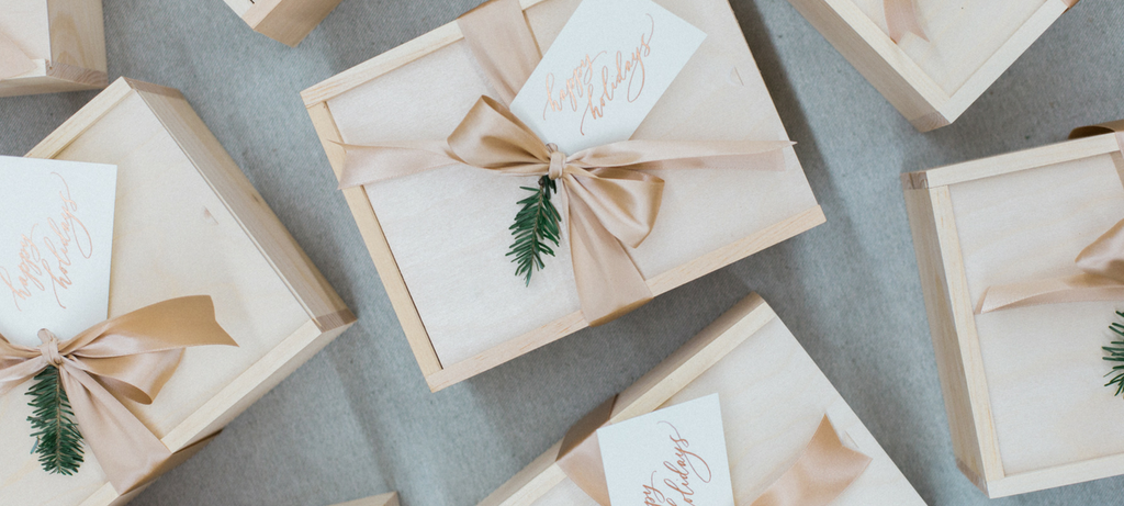 Marigold & Grey | Custom Curated Gift Boxes for Every Occasion
