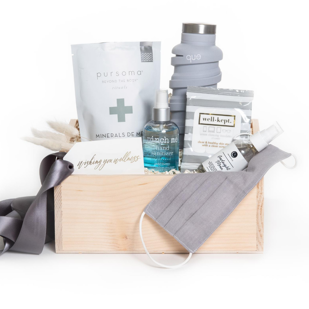 Wishing You Wellness Curated Gift Box