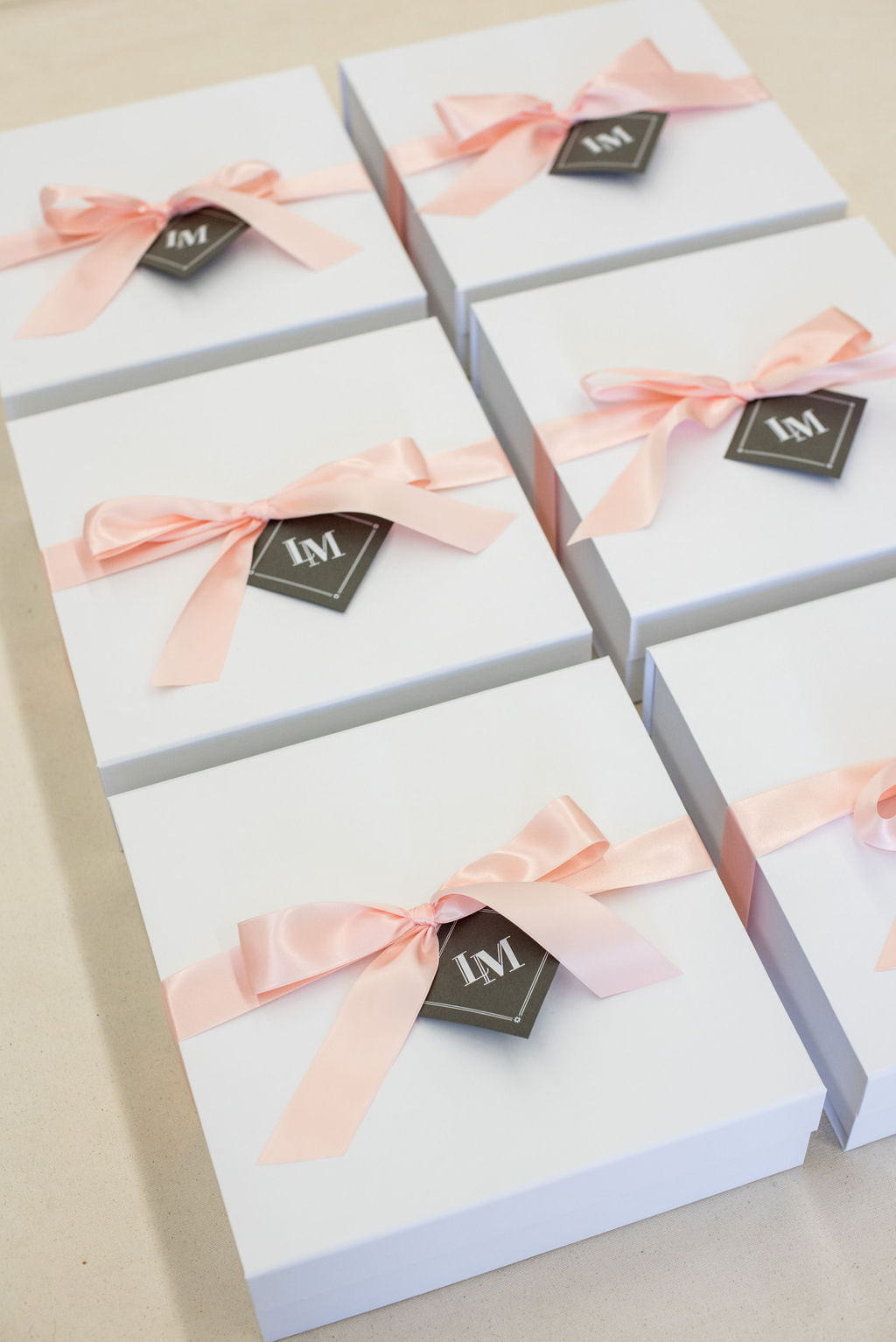 baltimore wedding welcome boxes