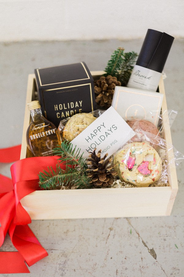 Custom Corporate Holiday Gift Boxes | A Case Study