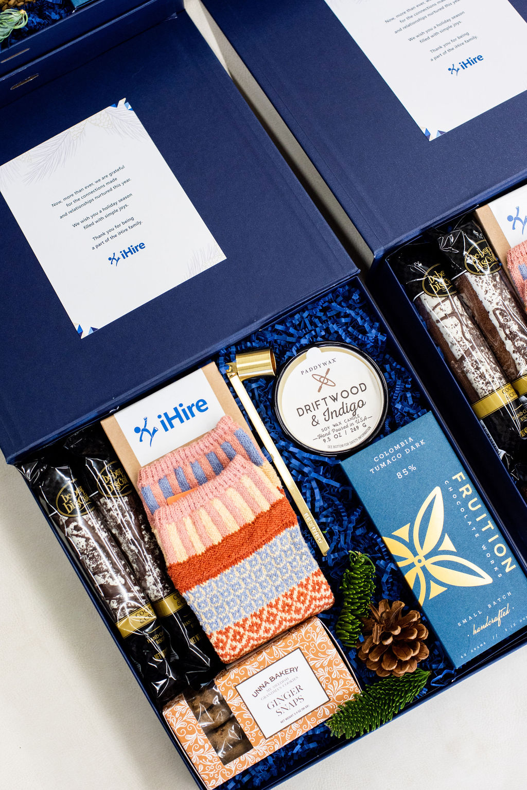 luxury holiday client gifts