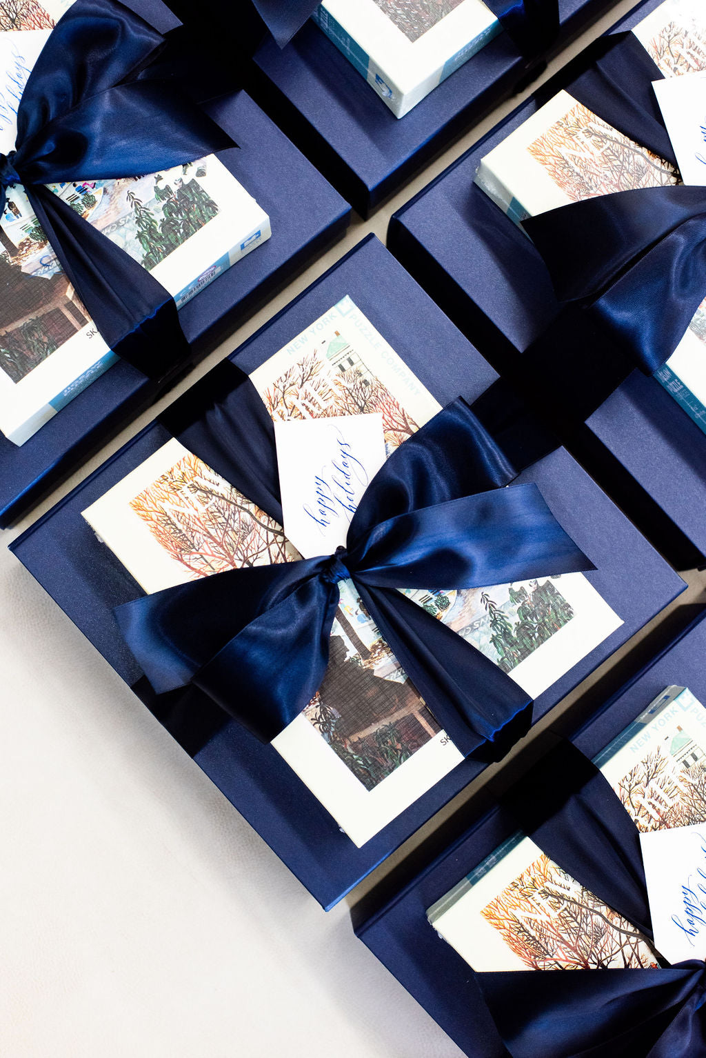 experiential corporate holiday gifts