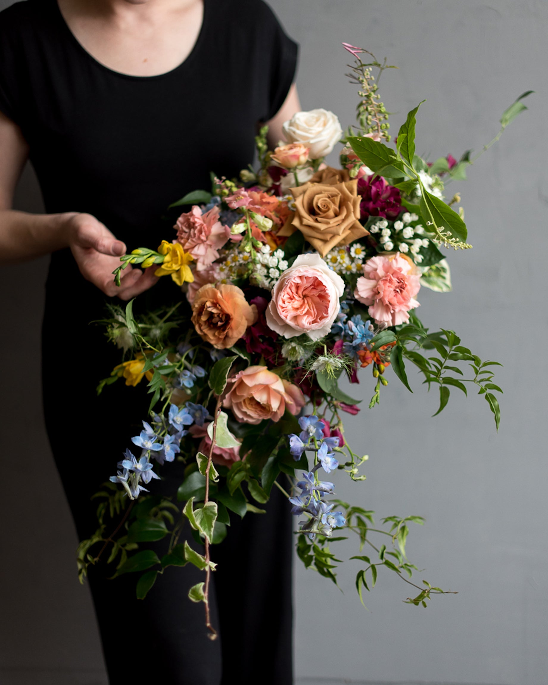washington dc wedding florals