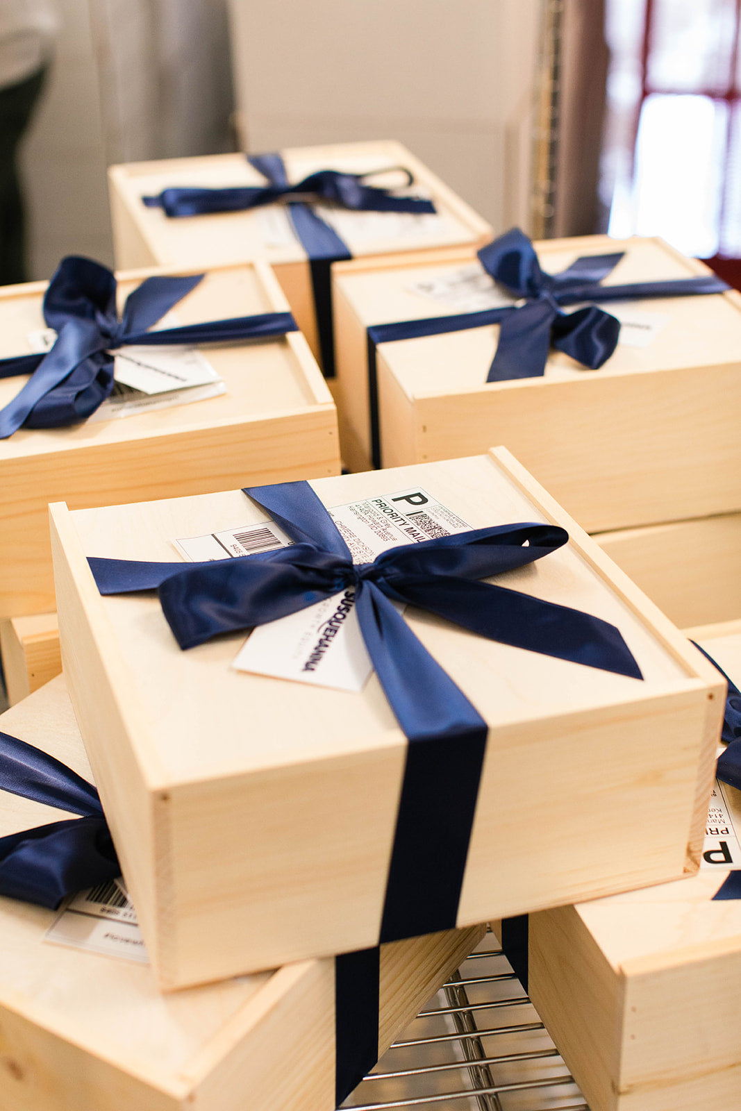 curated holiday gift boxes