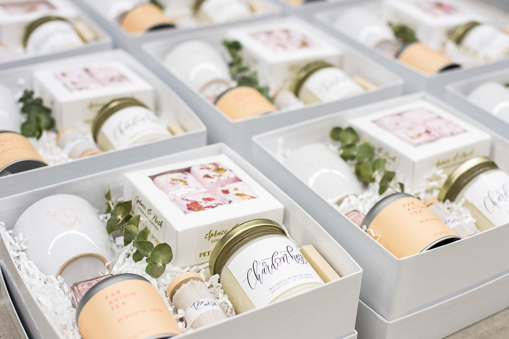 custom-client-gift-boxes-branding-female-creative-entrepreneurs-ribbon-ink-marigold-grey7