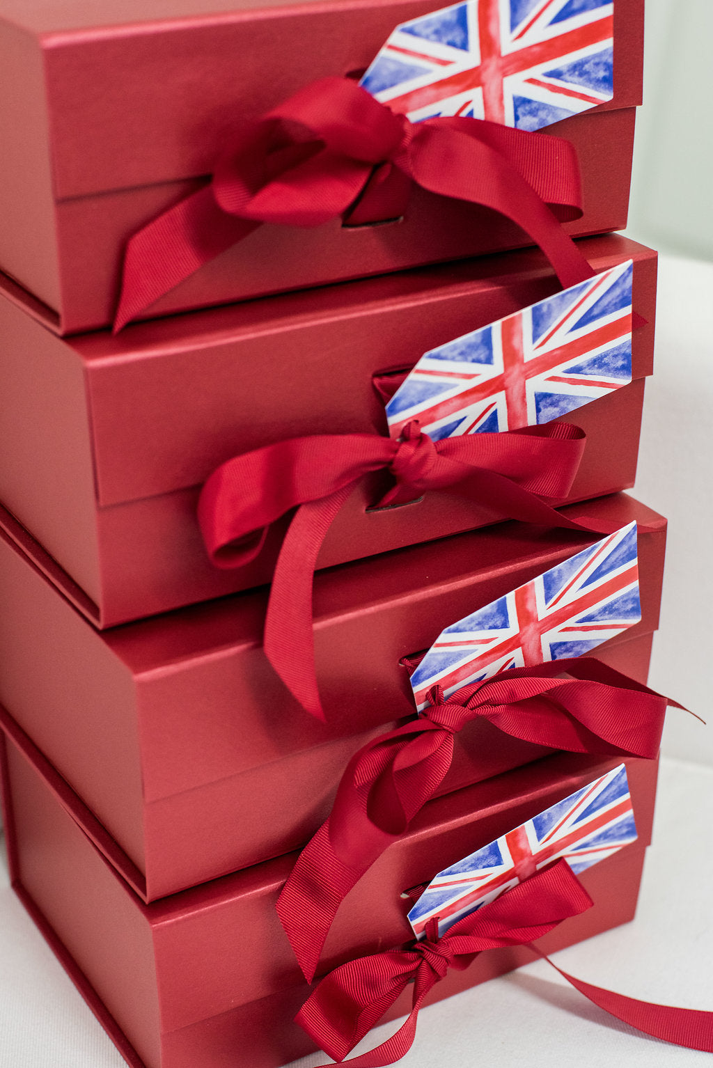 UK corporate event gift boxes