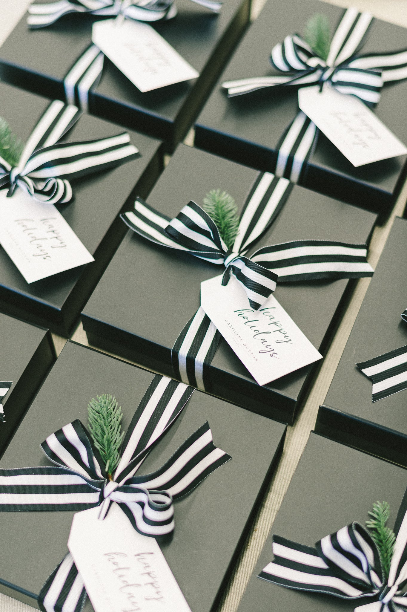 Modern corporate holiday gifts