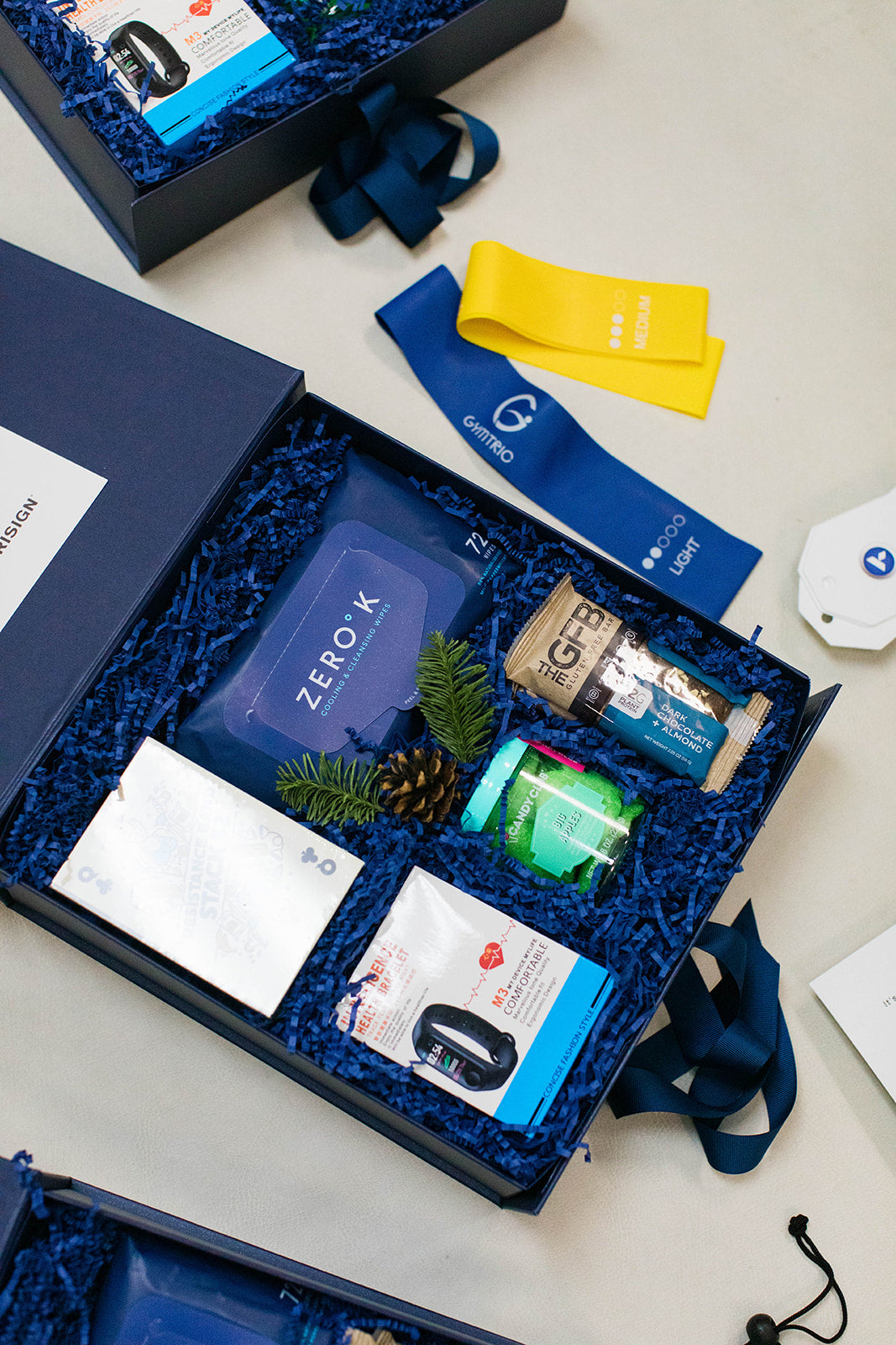 fitness corporate holiday gifts