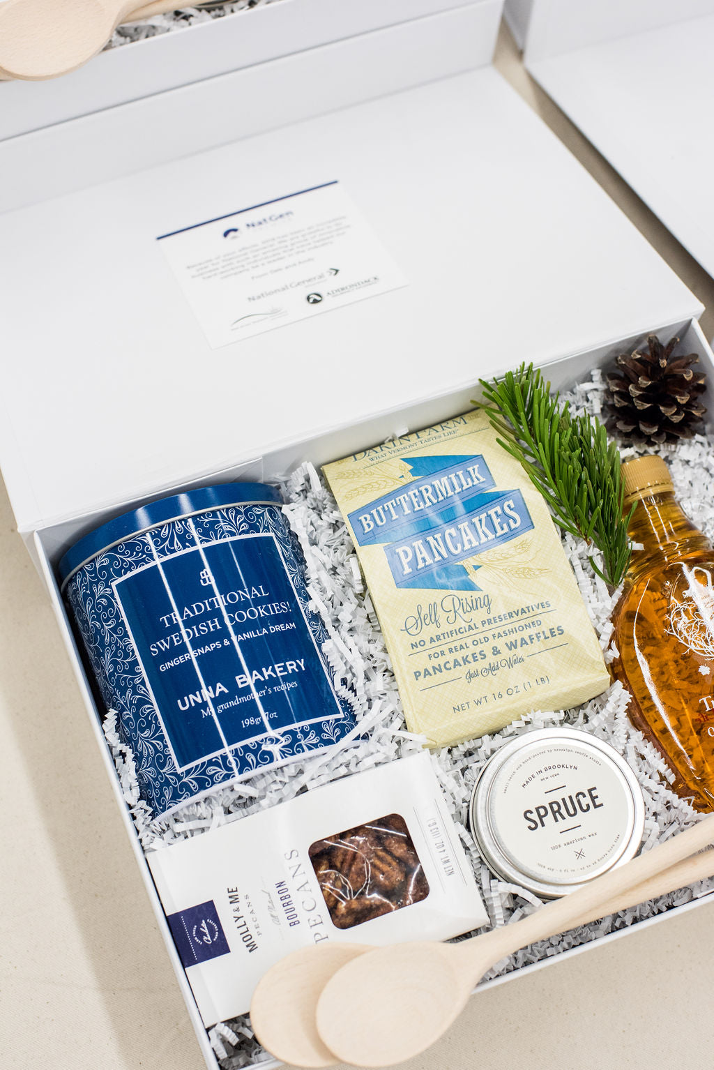 Luxury creative holiday corporate gifts