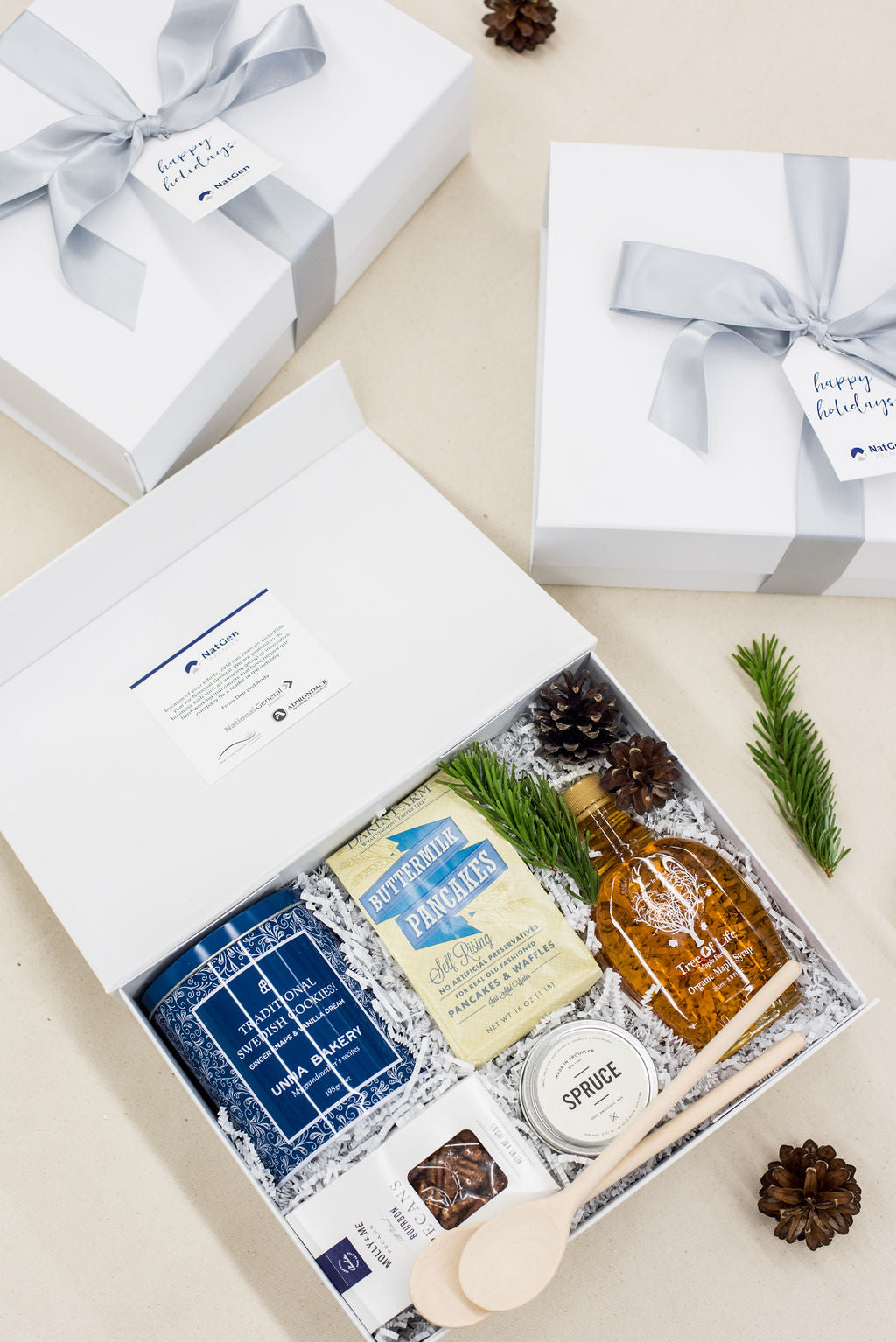 Gender neutral client holiday gifts