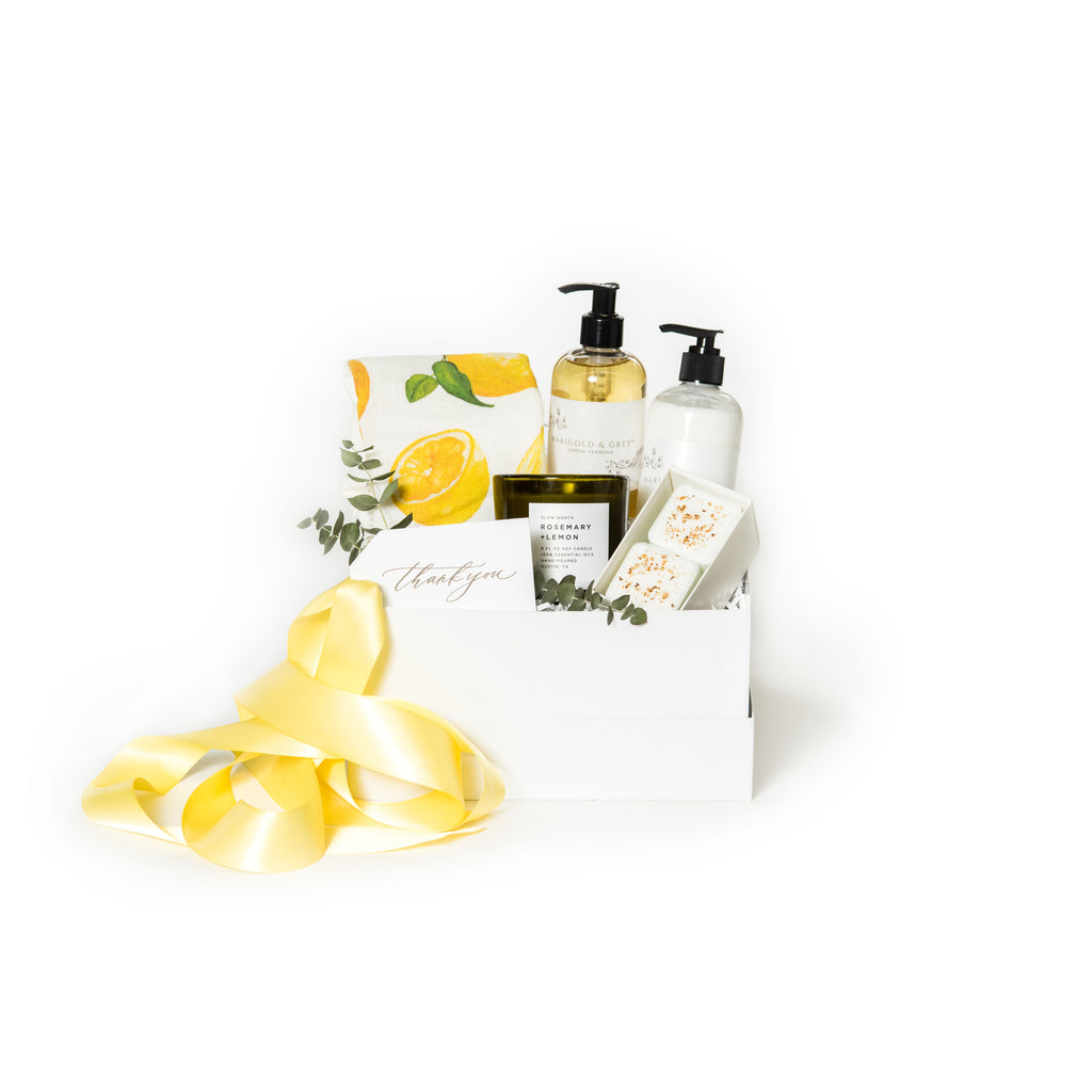 Lemon curated gift box