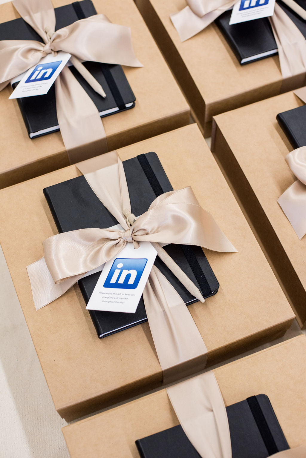 Eco-friendly corporate welcome gifts for LinkedIn