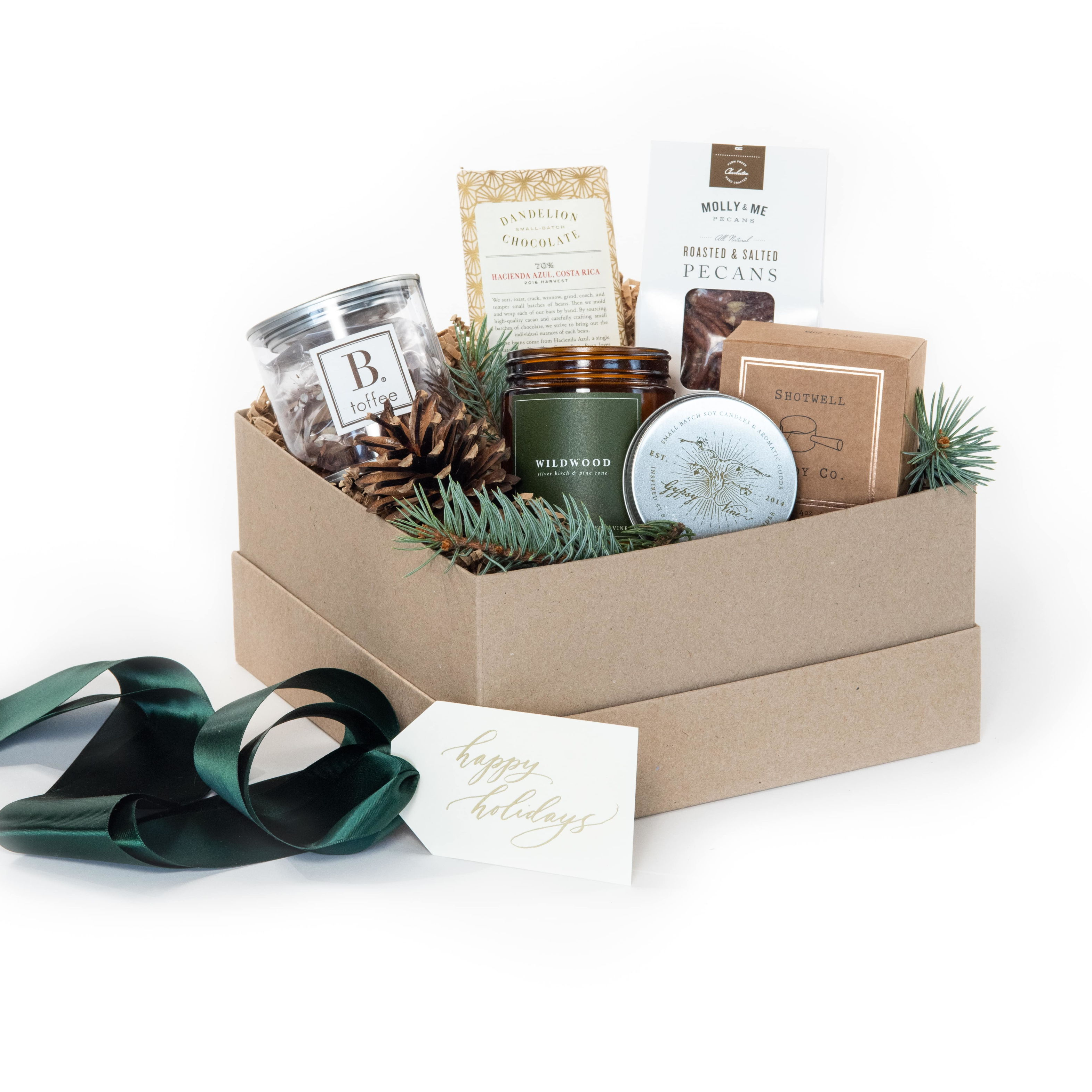 masculine holiday gift sets