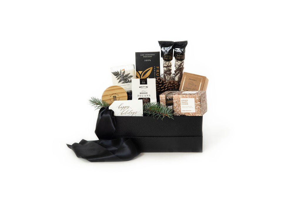 gender neutral holiday gift box