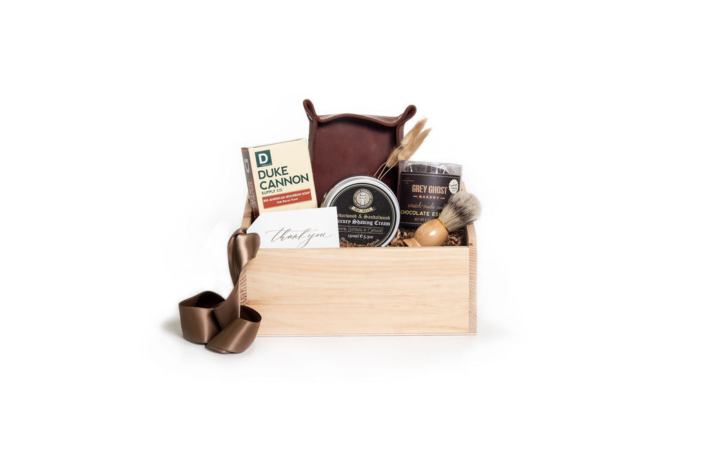 manly valentine's day gift boxes