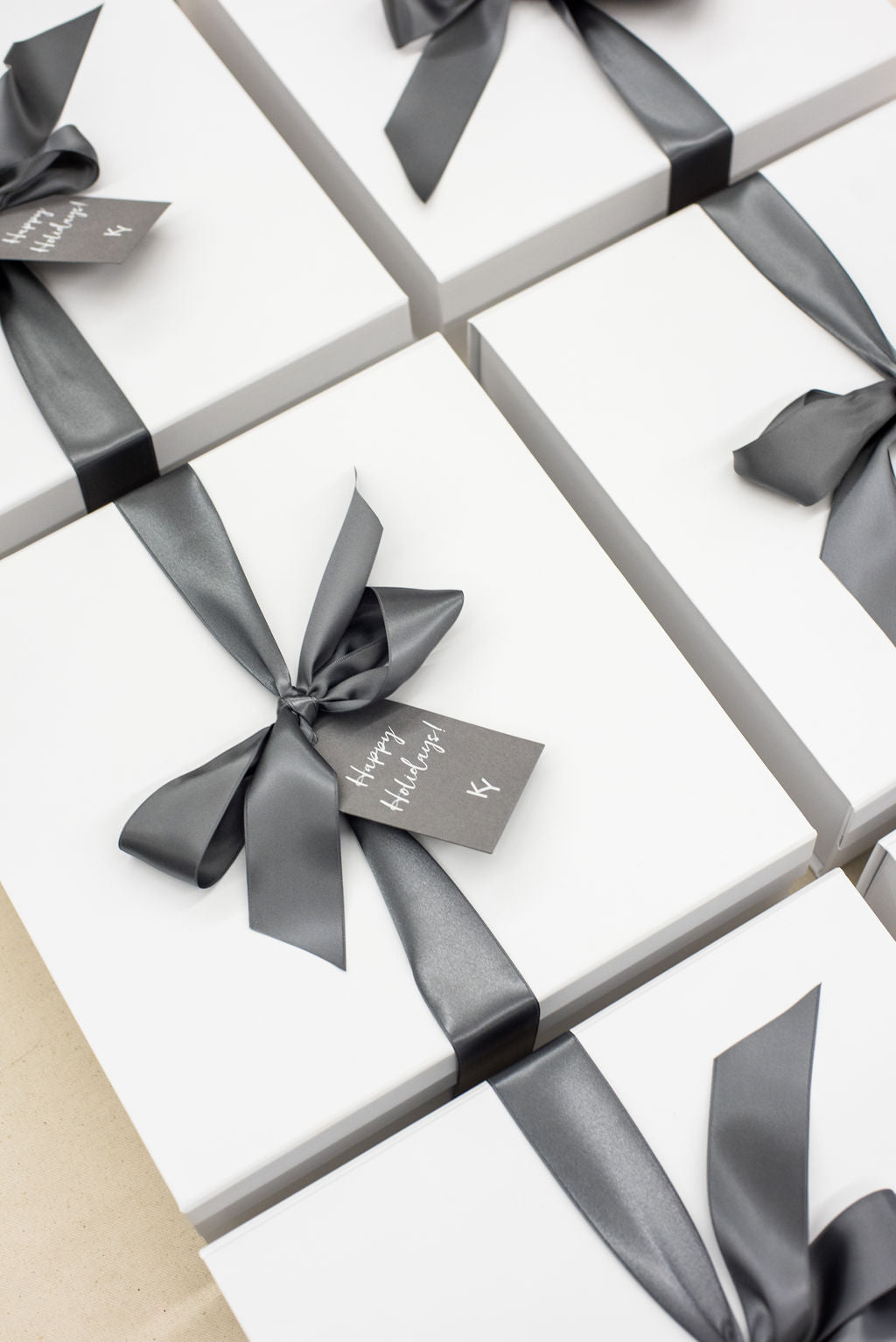 Gender neutral luxury client holiday gifts