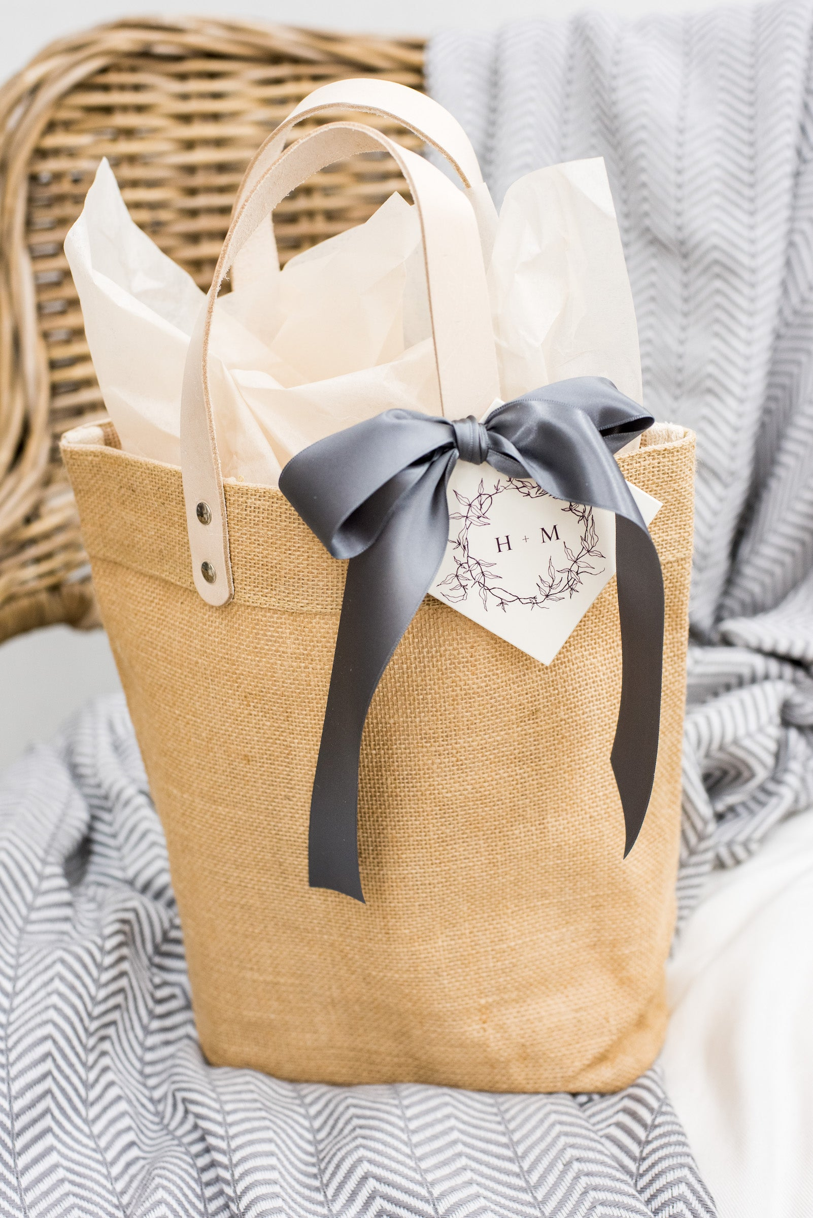 virginia wedding welcome bags