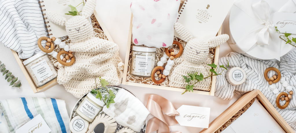 Marigold Grey Custom Curated Gift Boxes For Every Occasion