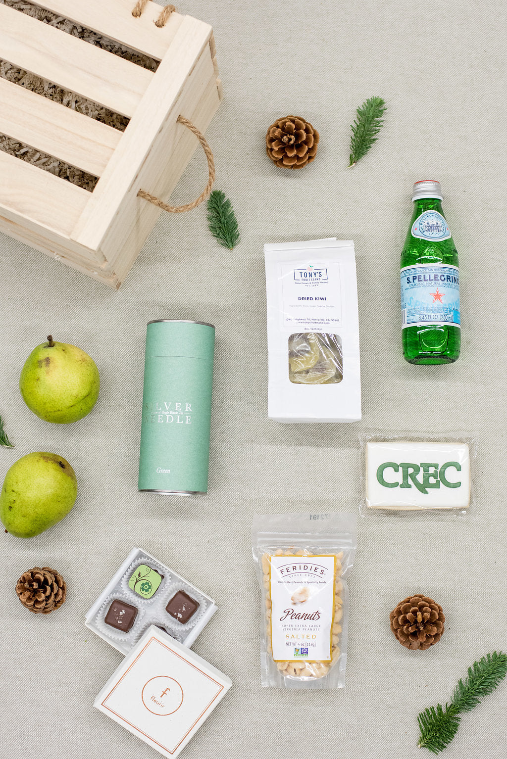 Real estate corporate holiday client gifts