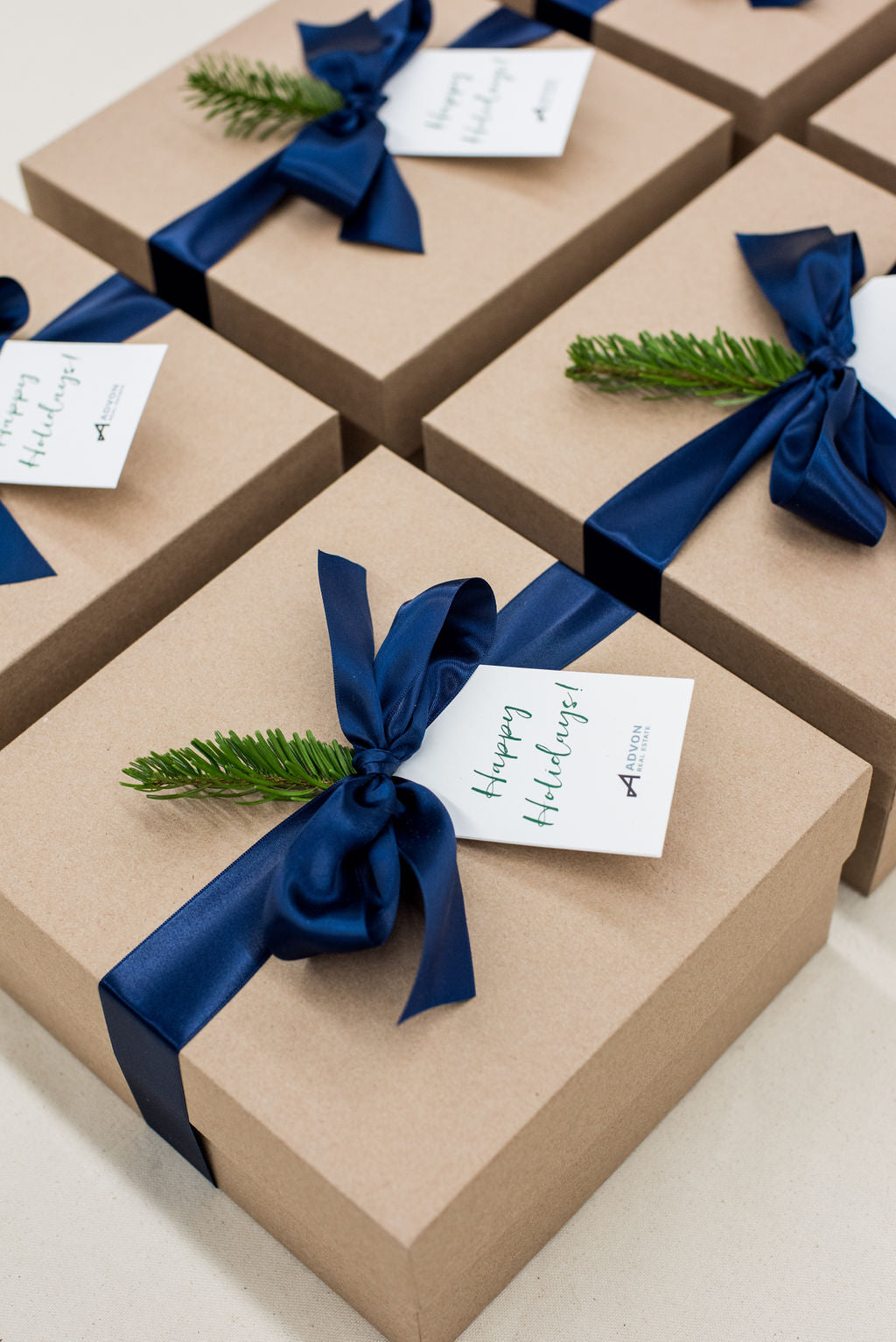 Gender neutral corporate holiday gift boxes